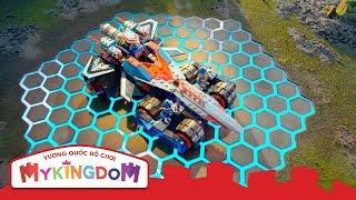 Đồ chơi lắp ráp LEGO - NEXO KNIGHTS Vương quốc hiệp sĩ