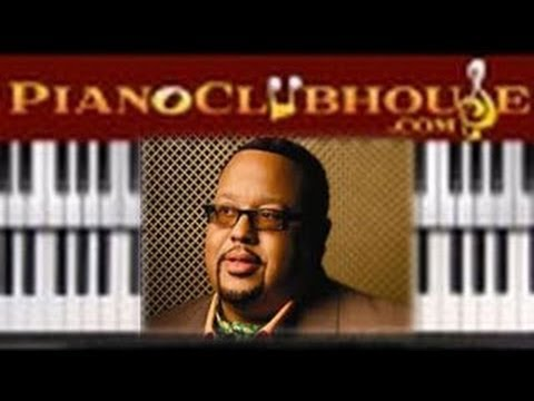 "♫ How to play ""THIS IS THE DAY"" by Fred Hammond (piano tutorial lesson)"