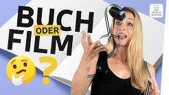 Literaturverfilmung erklärt | Buch verfilmt |  Deutsch