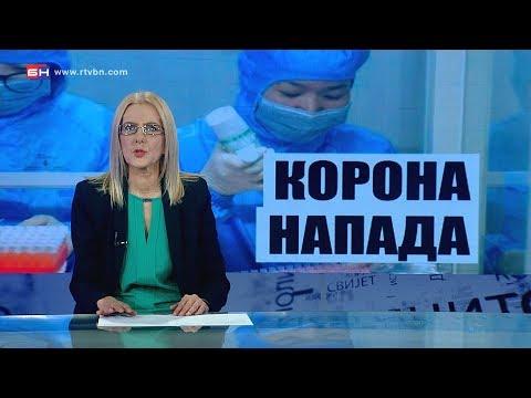 Crno Na Bijelo 05.04.2020 (BN Televizija 2020) HD