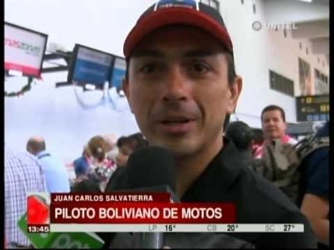 Pilotos bolivianos emprenden viaje a Asunción del Paraguay