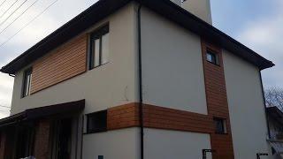 видео Фасадная доска для наружной отделки дома