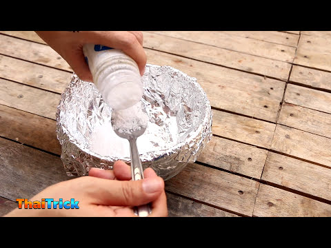 15 Ways to Use Aluminum Foil