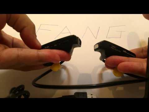 [NWZ-W252] Walkman MP3 W Series ความจุ 2GB (สีดำ)
