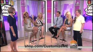 The TODAY SHOW with Kathie Lee and Hoda Ambush Makeovers with the help of SHOP.COM Jewelry