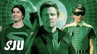Arrow's Crisis Crossover Goes Big | SJU