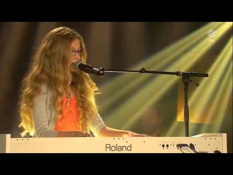 Cosma - Wir sind hier - BLIND AUDITIONS 2 - The Vocie Kids Germany 2015 - 06-03-2015