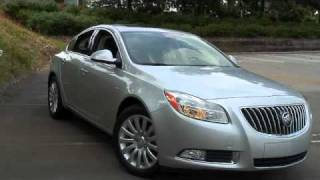 2011 Buick Regal CXL Sedan, Detailed Walk Around.