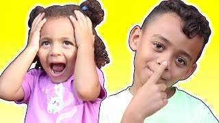 Head, Shoulders, Knees & Toes Song + more Children's Songs and Videos