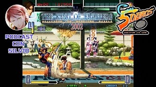 [BIS] THE KING OF FIGHTERS 2002 (LEVEL 8) (PODCAST SILVIO) -