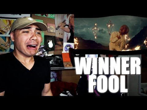 WINNER - FOOL MV Reaction [I AM A FOOL]