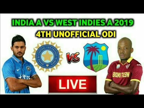 India A Vs West Indies A Live Score Videos : Search video today