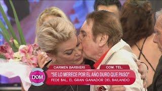 Carmen Barbieri y sus fuertes palabras tras la final del Bailando