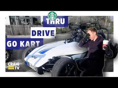 The Fastest Electric Car without a Roof! - Electric Ariel Atom