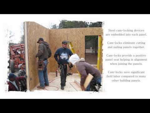 видео: СИП панели сборка