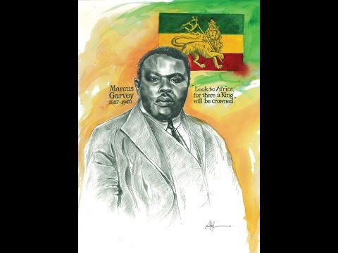 Marcus Mosiah Garvey - Message to the People