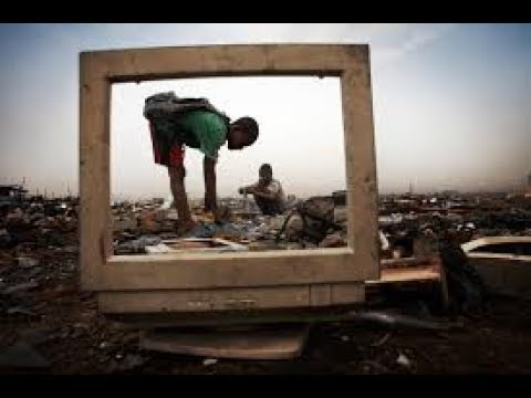 """E-Waste, CRT TVs & Monitors - Are They Really """"Recycled""""?"""