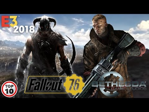 E3 2018 Bethesda Press Conference Highlights thumbnail