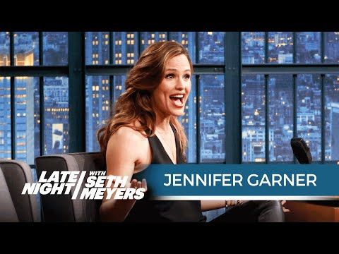 Jennifer Garner Geeks Out over Her Marching Band Days