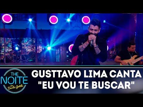 Gusttavo Lima canta Eu vou te buscar | The Noite (11/04/18)