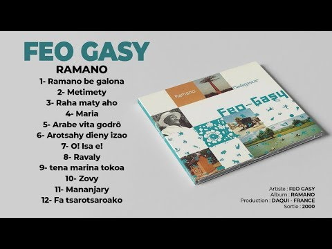 RAMANO by FEO GASY (Full Album - Audio)