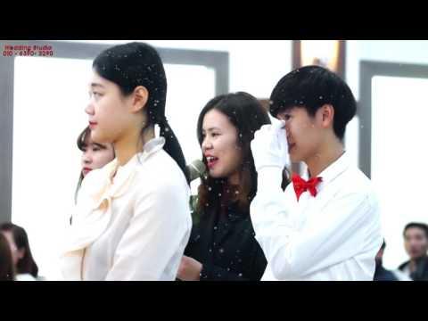 Dam cuoi hay nhat Korea ( Duan ha LTH 27-11-2016 )