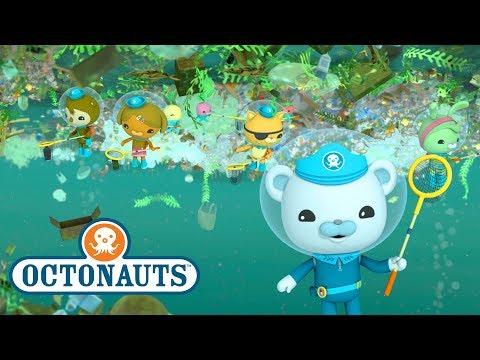 Octonauts - Keeping The Sea Clean | Ocean Adventures | Cartoons for Kids | Underwater Sea Education