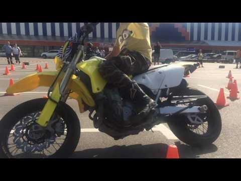 Motorodeo 2016- Cherkasy/  Kiris Alexey / 2nd Heat / DRZ400SM Odessa