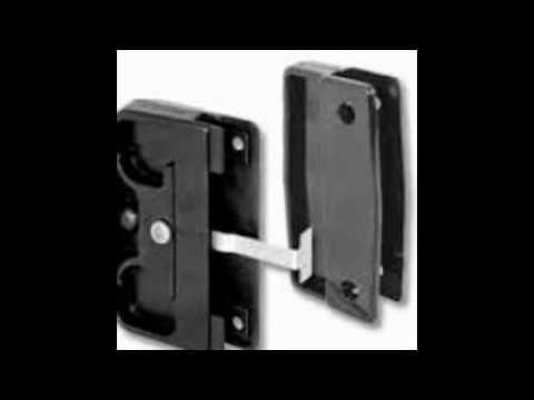 Sliding Screen Door Hardware Youtube