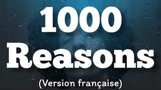 Rilès - 1000 REASONS (Lyrics) [Version Française]