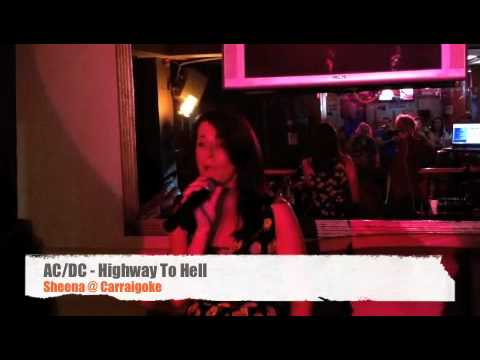 AC/DC -Highway To Hell - Sheena - YouTube