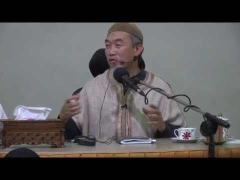 """Ceramah Kajian ISLAM Ust Hussein Yee """"cara-cara untuk menyelamatkan diri&keluarga dari 'adzab ALLAH"""""""