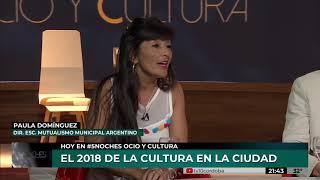 Toda la Cultura del 2018 en Cordoba Ciudad