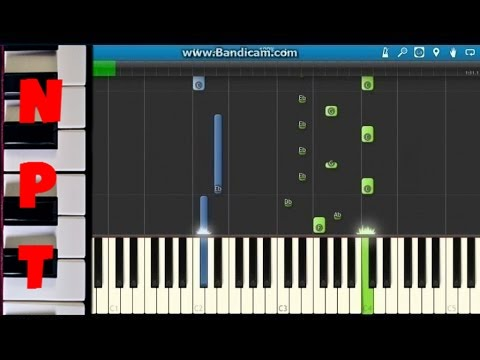 Little Mix - Little Me Piano Tutorial - How to play Synthesia Tutorial