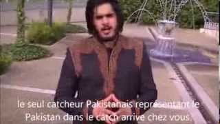 baadshah pehalwan khan pakistani wrestler is coming to apc catch
