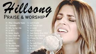 Top Playlist Of Hillsong Praise And Worship Songs 2021🙏Famous Christian Worship Songs Medley