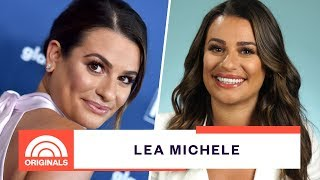 'glee' star lea michele feels 'grateful' she never got a nose job   today