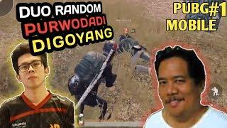 NGAJAKIN DUO RANDOM MAIN BARBAR - PUBG MOBILE INDONESIA