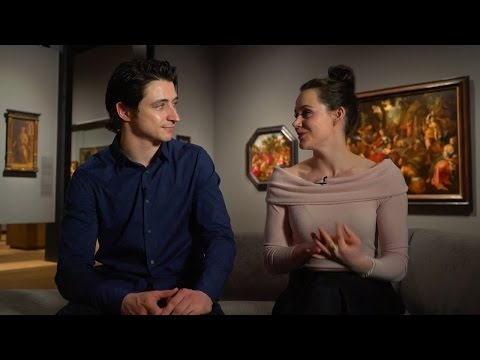 Virtue and Moir: Dance Me To The End Of Love