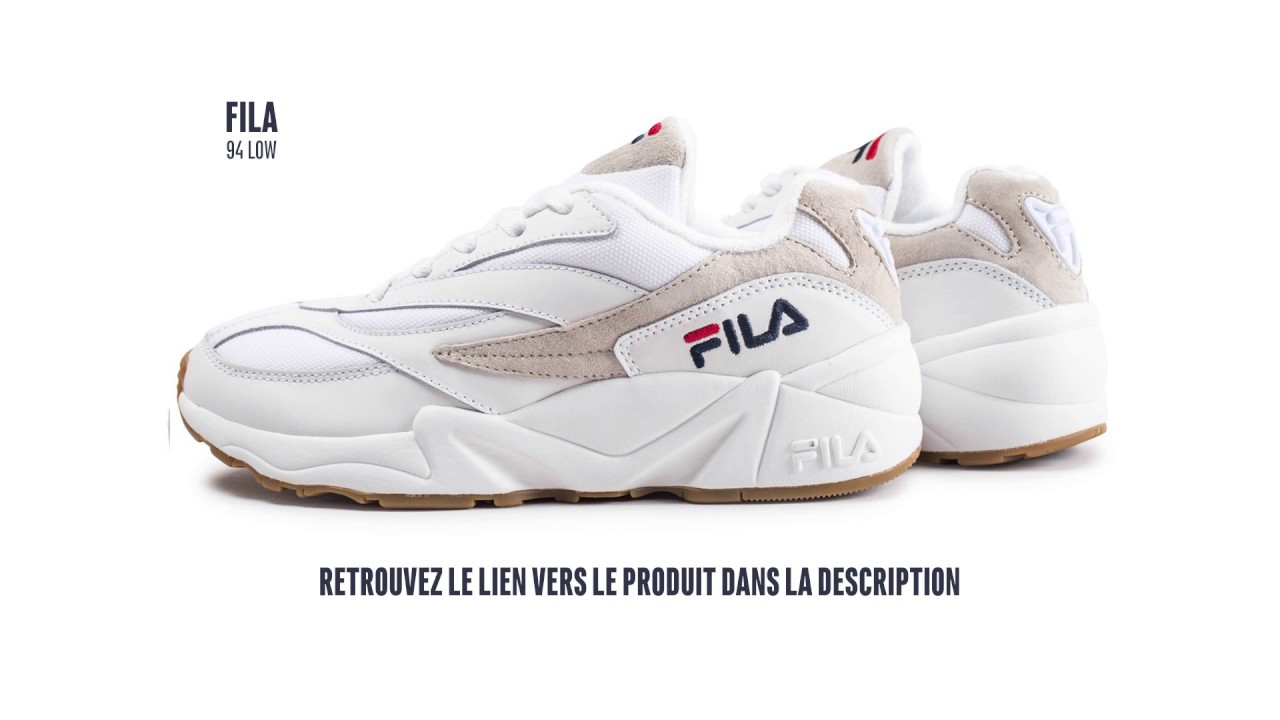 FILA 94 low - Unboxing