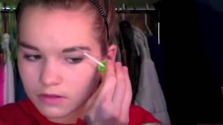 Valentine's Day Makeup Tutorial   YouTube Thumbnail