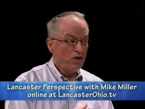 Bruce McAtee on the Lancaster Ohio Save Our Streets campaign - 04-27-13