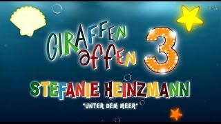 Giraffenaffen 3: Stefanie Heinzmann - Unter dem Meer (Lyric Video)