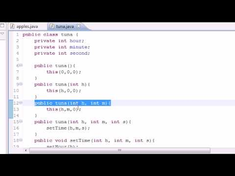 java-programming-tutorial---41---building-objects-for-constructors