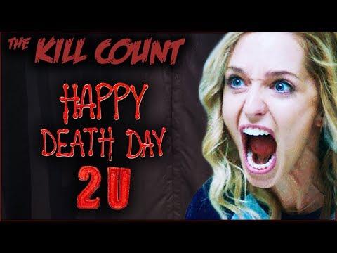 Happy Death Day 2U (2019) KILL COUNT