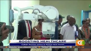 Video Cuban doctors set to arrive in Kenya next month. download MP3, 3GP, MP4, WEBM, AVI, FLV Oktober 2018