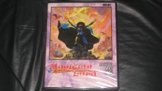 Neo Geo Reviews - Magician Lord