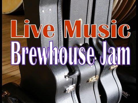 Live Music: Brewhouse Gallery Sunday Jam