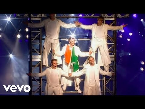 Westlife - Flying Without Wings (Live In Dublin) [Official Video]