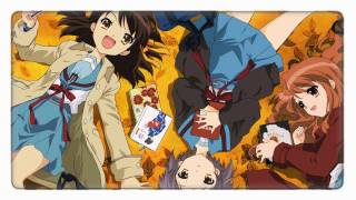"Haruhi Suzumiya- ""Tomare!"" ENGLISH Full Version"